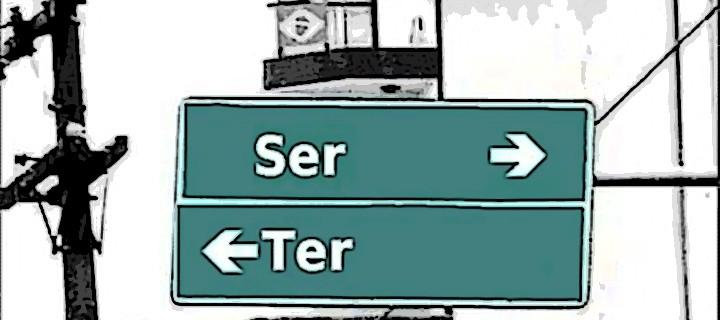 Consumo: ter versus ser