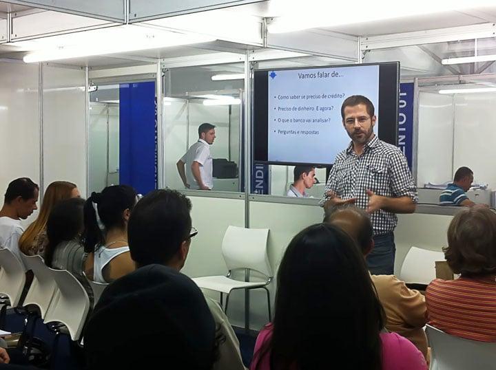MEI microempreendedor individual palestra SEBRAE - DANIEL LOUREIRO, ECONOMISTA DO BLOG EDUCANDO SEU BOLSO