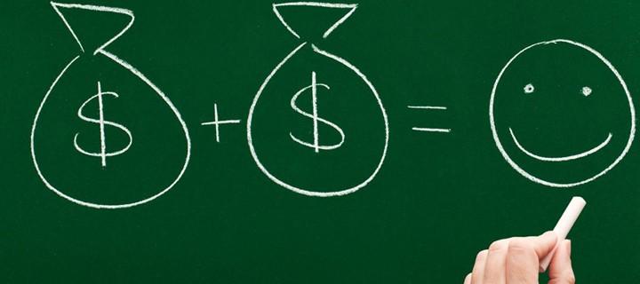 Felicidade e finanças