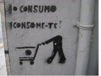 O vício em consumir