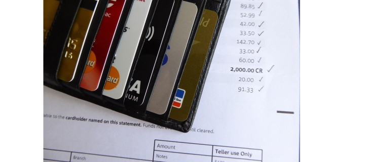 Enroscos com o cartão de crédito