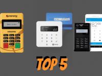 Máquina de cartão para celular: conheça as 5 melhores!