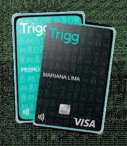 Trigg é uma das empresas que oferece cartão de crédito com cashback