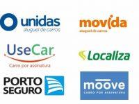 Unidas, Movida, Localiza: compare empresas de assinatura de carros!