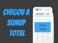 SumUp Total: conheça a maquininha da SumUp com bobina