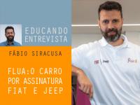 Fiat e Jeep entram no mercado de carro por assinatura através da Flua!